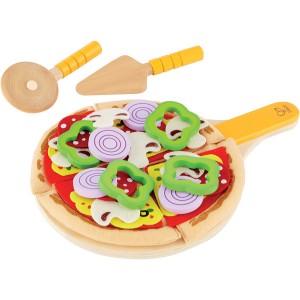 Jouet Hape - Dinette Set Pizza
