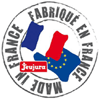 Logo jeujura made in France