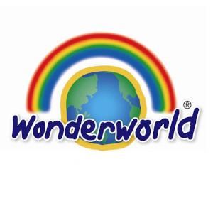 Logo Wonderworld - Jouets en bois