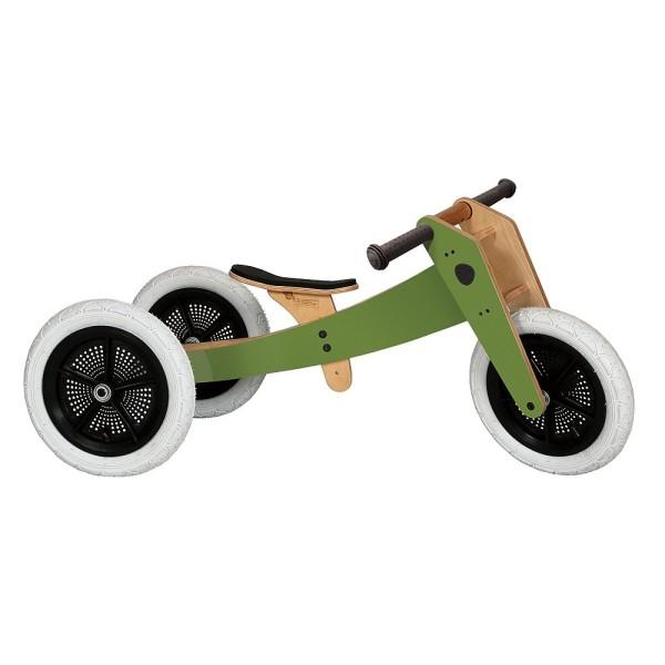 draisienne en bois whisbone bike verte ekobutiks l ma boutique cologique jouets en bois. Black Bedroom Furniture Sets. Home Design Ideas