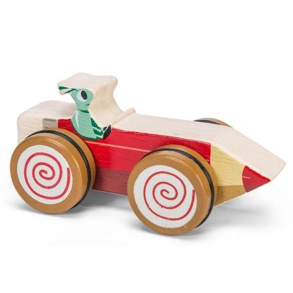Bois Ekobutiks® Ma ÉcologiqueJouets En Toy Voiture Woodland Van® Petite Le L Race Boutique kXiOZuPT
