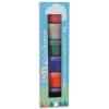 Peinture Enfant Pigments naturels Color Rare® Bambino Tour 6 couleurs écologiques (VNBBJR) - Peinture naturelle