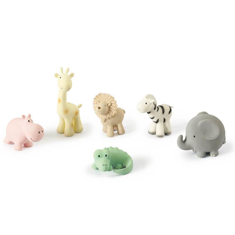 Tikiri® Jouets de Bain Hochets le Zoo