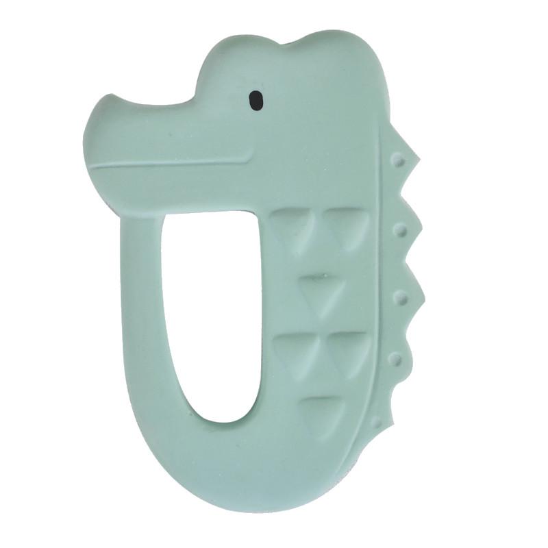 Tikiri® Anneau de dentition Crocodile