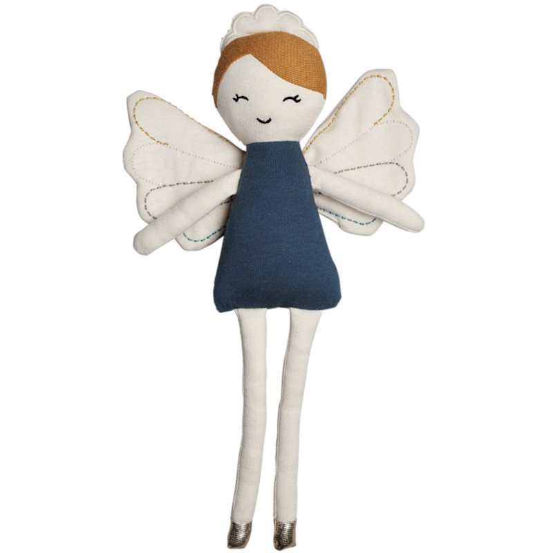 Fabelab® Poupée chiffon Fée Fairy