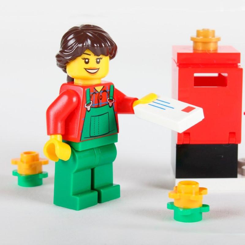 Jouets Lego Bioplastic
