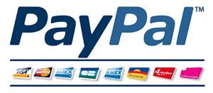 Paiment sécurisé Paypal