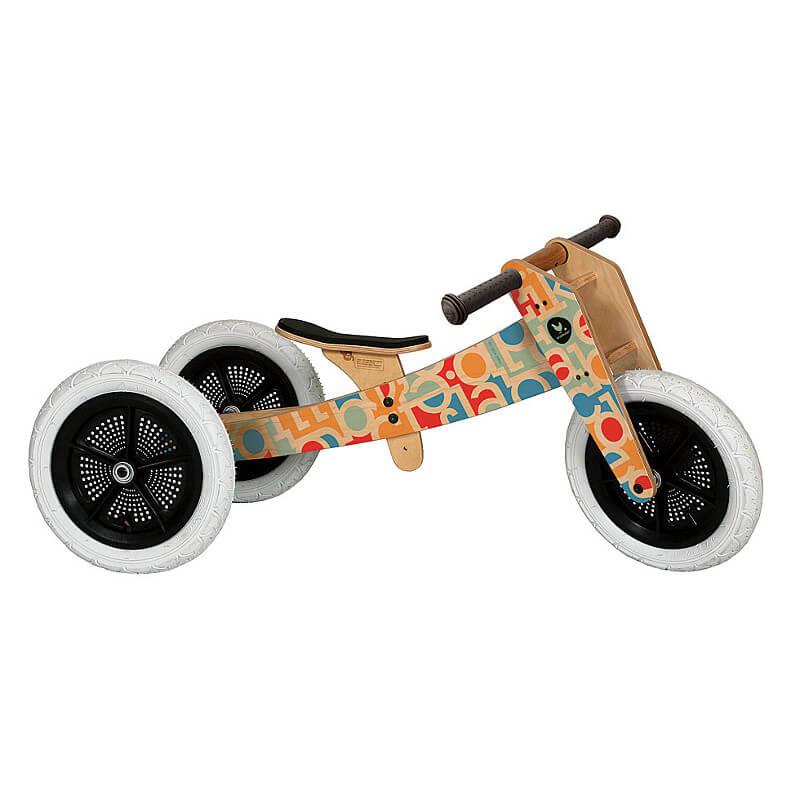 Draisienne en bois Wishbone Bike®