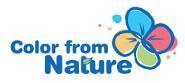 Jouet couleur pigments naturels bio